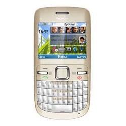 Entfernen Sie Sony  SIM-Lock mit einem Code Nokia C3