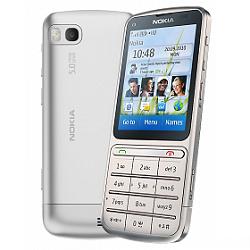 Entfernen Sie Nokia SIM-Lock mit einem Code Nokia C3-01 Touch and Type