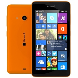 Entfernen Sie Nokia SIM-Lock mit einem Code Nokia 535
