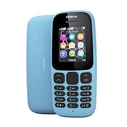 Entfernen Sie Nokia SIM-Lock mit einem Code Nokia 105 (2017)