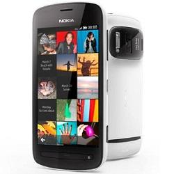 Entfernen Sie Nokia SIM-Lock mit einem Code Nokia 808 PureViev