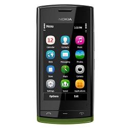 Entfernen Sie Nokia SIM-Lock mit einem Code Nokia 500