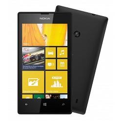 Entfernen Sie   SIM-Lock mit einem Code Nokia Lumia 520
