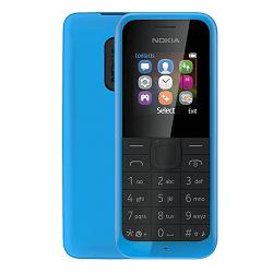 Entfernen Sie Nokia SIM-Lock mit einem Code Nokia 105