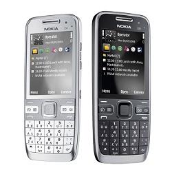 Entfernen Sie Nokia SIM-Lock mit einem Code Nokia E55