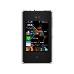 Entfernen Sie Nokia SIM-Lock mit einem Code Nokia Asha 500 Dual SIM