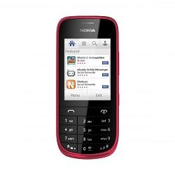 Entfernen Sie Nokia SIM-Lock mit einem Code Nokia Asha 203