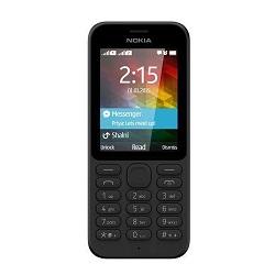 Entfernen Sie Nokia SIM-Lock mit einem Code Nokia 215