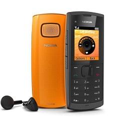 Entfernen Sie Nokia SIM-Lock mit einem Code Nokia X1-00