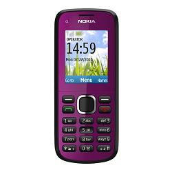 Entfernen Sie Nokia SIM-Lock mit einem Code Nokia C1-02