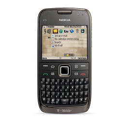 Entfernen Sie Nokia SIM-Lock mit einem Code Nokia E73