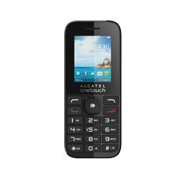 Entfernen Sie  SIM-Lock mit einem Code Alcatel OT-2036A