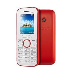 Entfernen Sie  SIM-Lock mit einem Code Alcatel OT-2052X