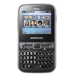 Entfernen Sie Samsung SIM-Lock mit einem Code Samsung Chat 322