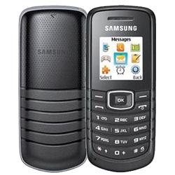 Entfernen Sie Samsung SIM-Lock mit einem Code Samsung E1080
