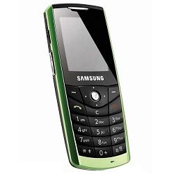 Entfernen Sie Samsung SIM-Lock mit einem Code Samsung E200 Eco
