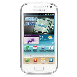 SIM-Lock mit einem Code, SIM-Lock entsperren Samsung Galaxy Ace 2