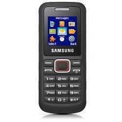 Entfernen Sie Samsung SIM-Lock mit einem Code Samsung E1130