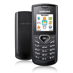 Entfernen Sie Samsung SIM-Lock mit einem Code Samsung E1170
