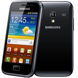 SIM-Lock mit einem Code, SIM-Lock entsperren Samsung Galaxy Ace Plus S7500