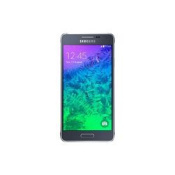 SIM-Lock mit einem Code, SIM-Lock entsperren Samsung Galaxy Alpha