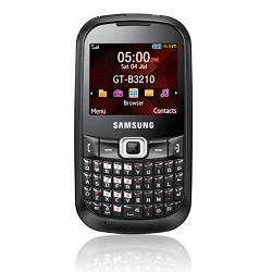 Entfernen Sie Samsung SIM-Lock mit einem Code Samsung B3210