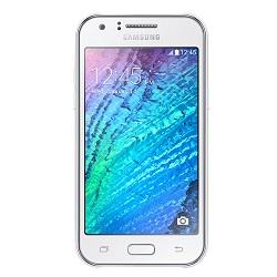 Entfernen Sie   SIM-Lock mit einem Code Samsung Galaxy J1