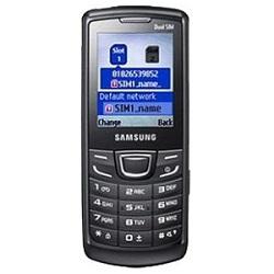 Entfernen Sie Samsung SIM-Lock mit einem Code Samsung E1252