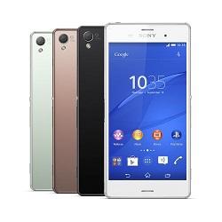Entfernen Sie Sony SIM-Lock mit einem Code Sony Xperia Dual Z3+