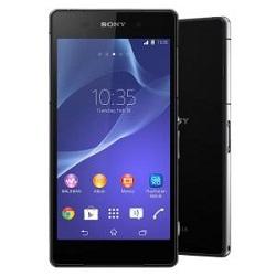 Sony Xperia Z2 Handys SIM-Lock Entsperrung. Verfügbare Produkte
