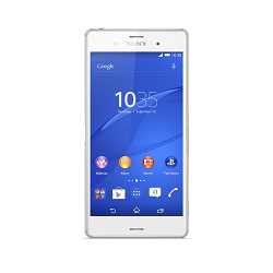 Entfernen Sie   SIM-Lock mit einem Code Sony Xperia Z3