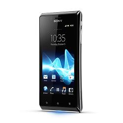 Entfernen Sie Nokia  SIM-Lock mit einem Code Sony Xperia J