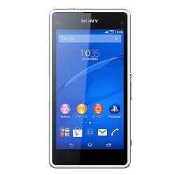 Entfernen Sie Sony SIM-Lock mit einem Code Sony Xperia J1 Compact MGS