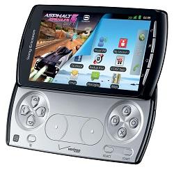 Entfernen Sie Sony-Ericsson SIM-Lock mit einem Code Sony-Ericsson Xperia Play