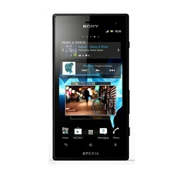 Entfernen Sie Sony-Ericsson SIM-Lock mit einem Code Sony-Ericsson Xperia acro S