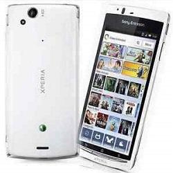 Entfernen Sie Sony-Ericsson SIM-Lock mit einem Code Sony-Ericsson Xperia Arc S