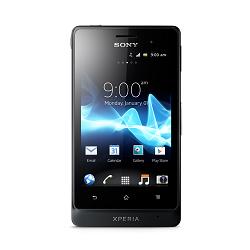 Entfernen Sie Sony-Ericsson SIM-Lock mit einem Code Sony-Ericsson Xperia Go