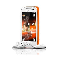 Entfernen Sie Sony-Ericsson SIM-Lock mit einem Code Sony-Ericsson Mix Walkman