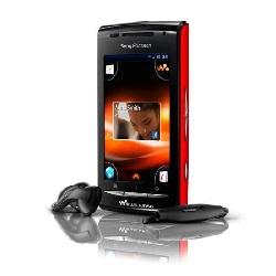 Entfernen Sie Sony-Ericsson SIM-Lock mit einem Code Sony-Ericsson W8 Walkman
