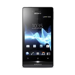 Entfernen Sie Sony-Ericsson SIM-Lock mit einem Code Sony-Ericsson Xperia Miro