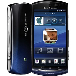 Entfernen Sie Sony-Ericsson SIM-Lock mit einem Code Sony-Ericsson Neo V