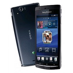 SIM-Lock mit einem Code, SIM-Lock entsperren Sony-Ericsson Arc s