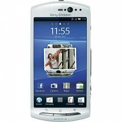 Entfernen Sie Sony-Ericsson SIM-Lock mit einem Code Sony-Ericsson Xperia neo V