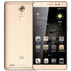 Entfernen Sie ZTE SIM-Lock mit einem Code ZTE Axon Max